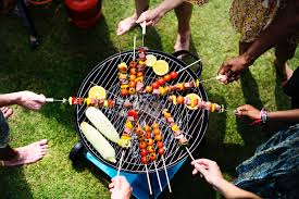barbecue party entre amis