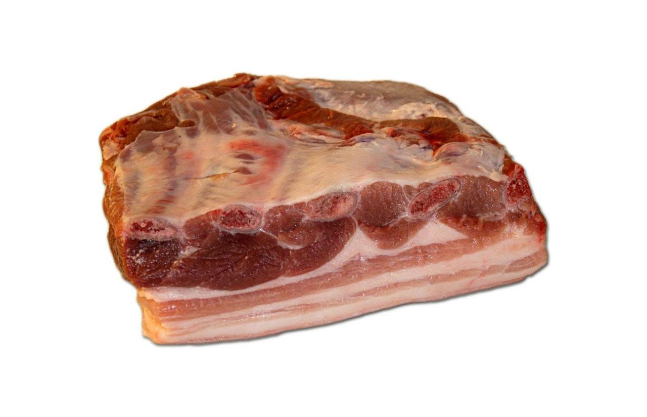 poitrine-de-porc grillade barbecue