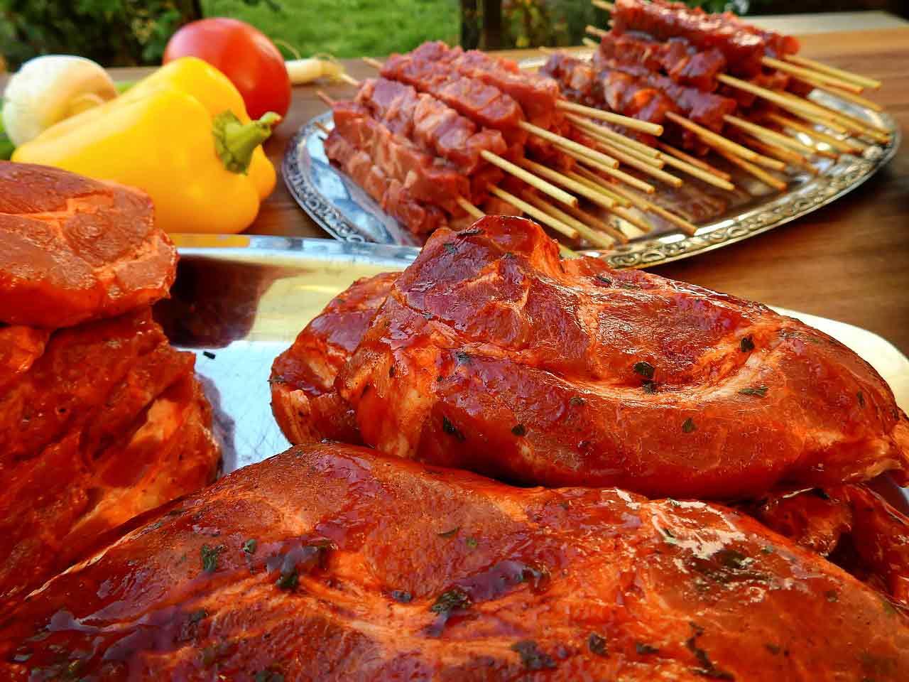 marinade-viande-rouge barbecue