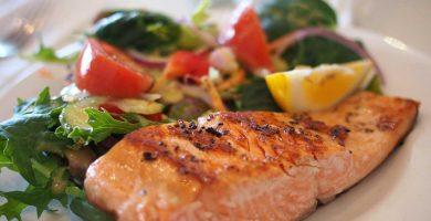 saumon grillade