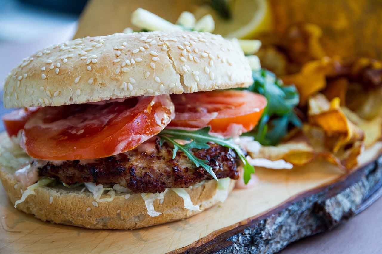 recette hamburger barbecue