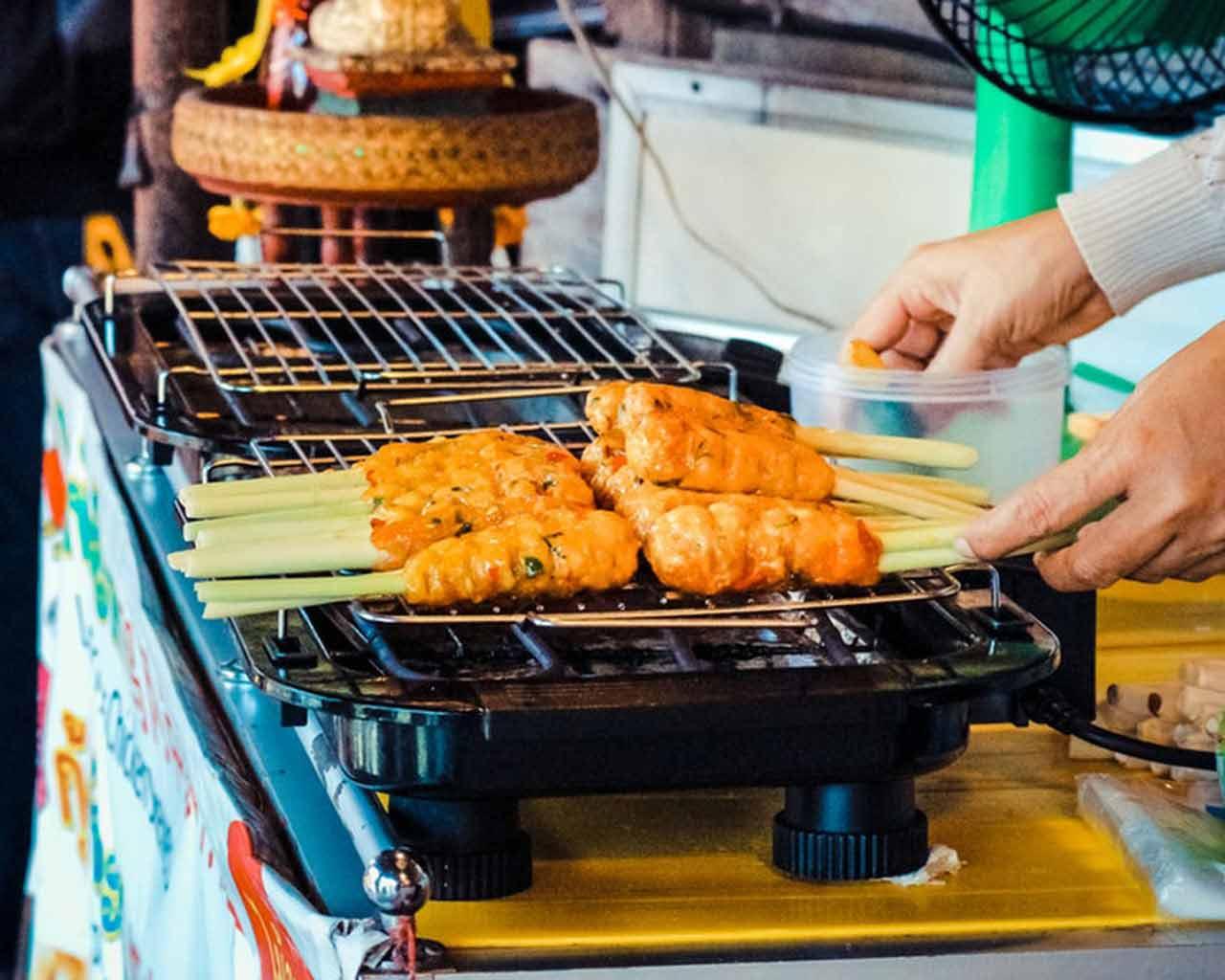 barbecue-électrique