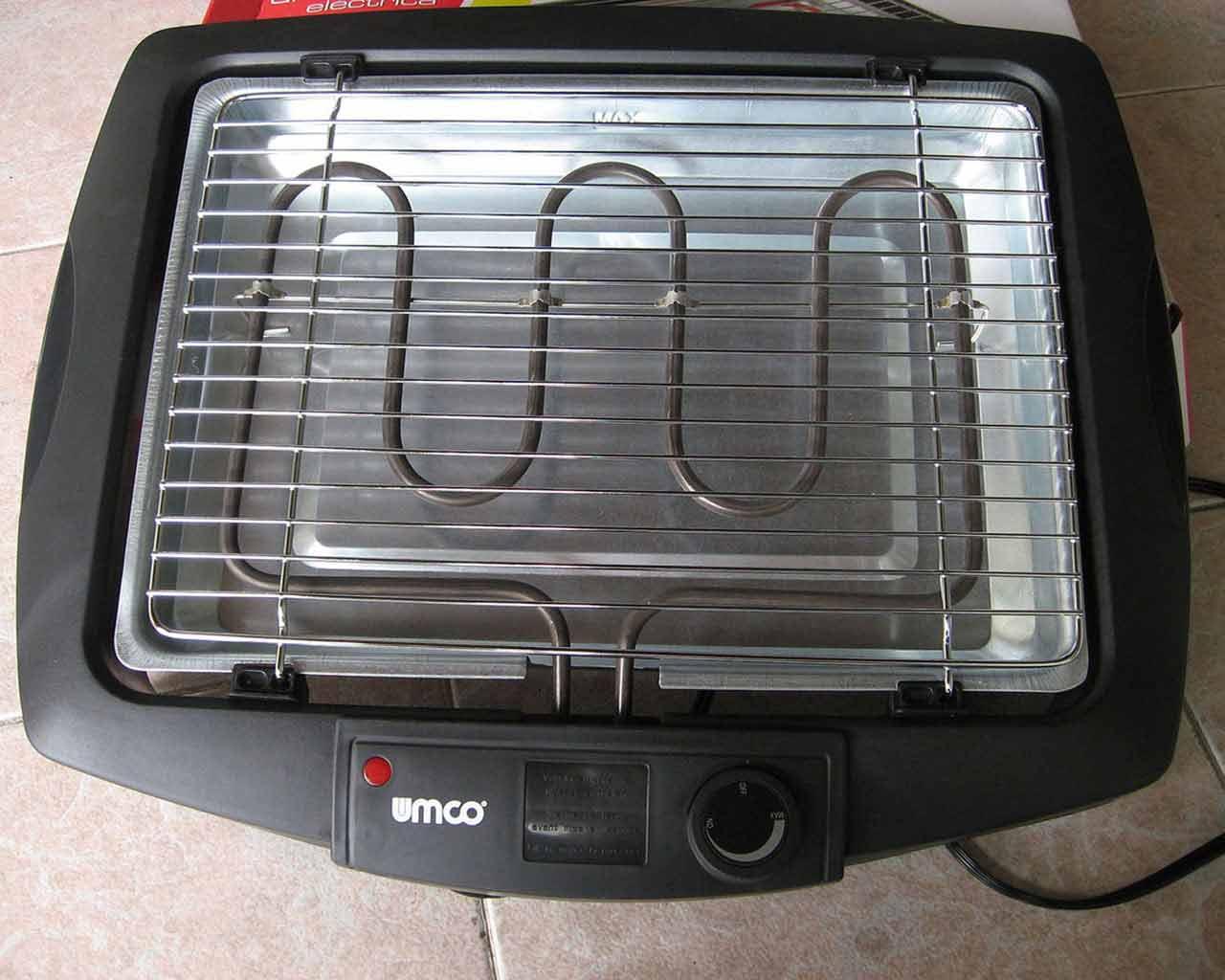barbecue-grill-électrique