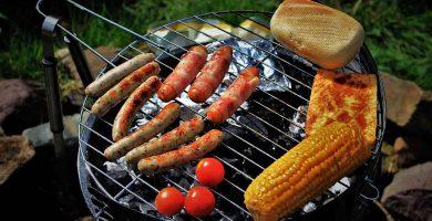 barbecue-à-bois